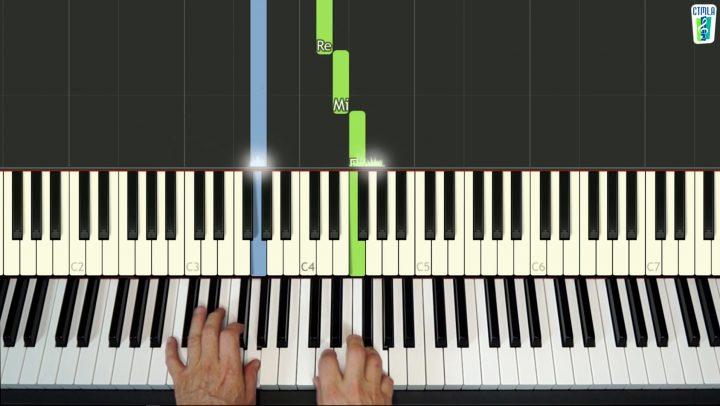"""Piano para Iniciantes, """"Ode à Alegria"""" (Beethoven). Por Luciano Alves"""