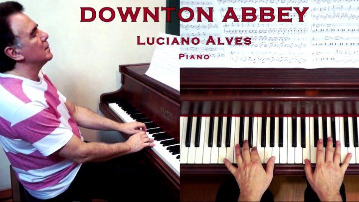 "Luciano Alves toca ""Downton Abbey"""