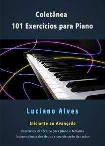Coletânea 101 Exercícios para Piano