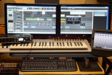 Sala de produção CTMLA