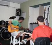 Aula de violão CTMLA