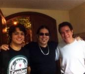 Filipe, Pepeu e Luciano, CTMLA